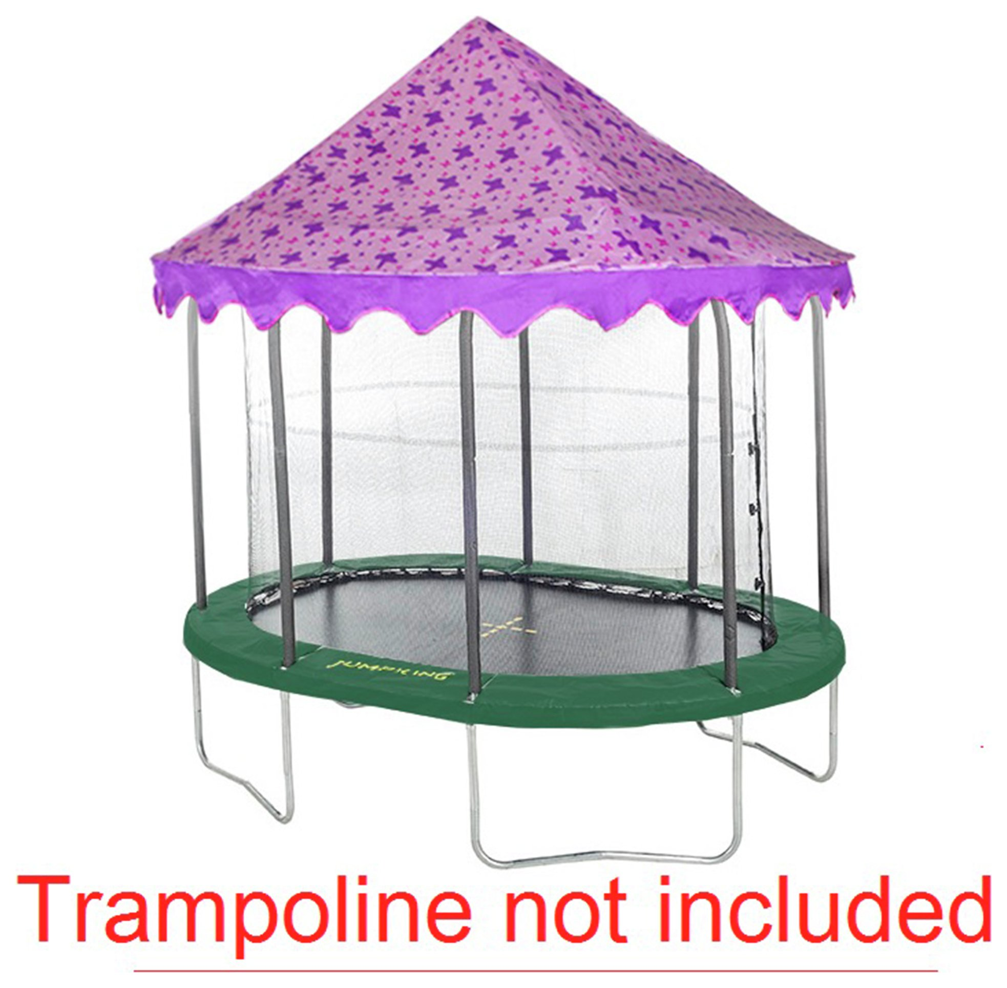 Jumpking - 7ft x 10ft Butterfly Tent Canopy