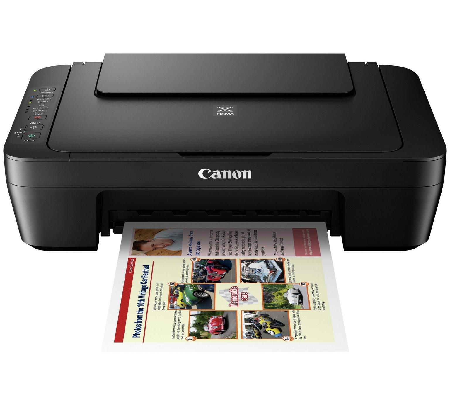 Canon Pixma MG3050 All-In-One Printer