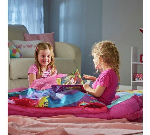 Trolls Junior ReadyBed Kids Airbed And Sleeping Bag