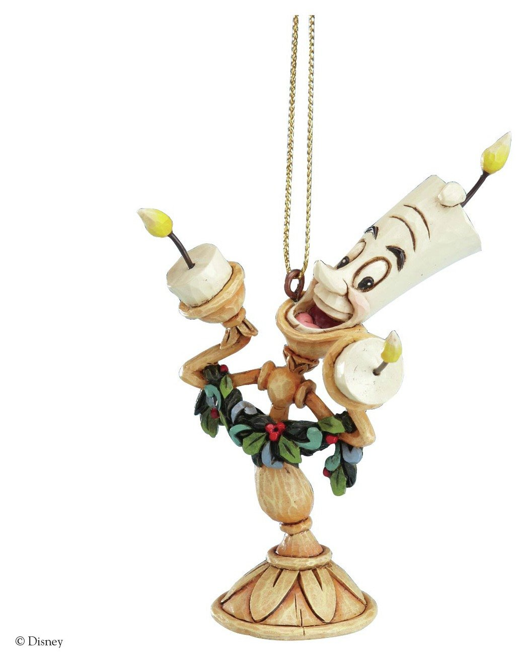 Image of Disney -Traditions Lumiere - Hanging Ornament