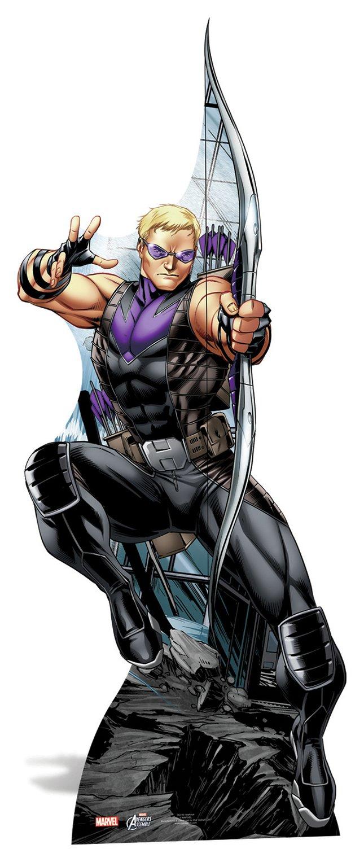 Marvel - Lifesize Cutouts - Hawkeye
