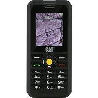 Sim Free CAT B30 Mobile Phone - Black
