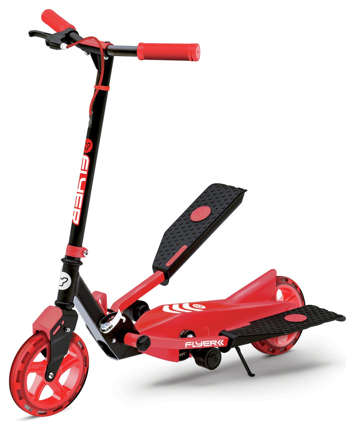 Click here for Y-Flyer - Scooter - Red prices