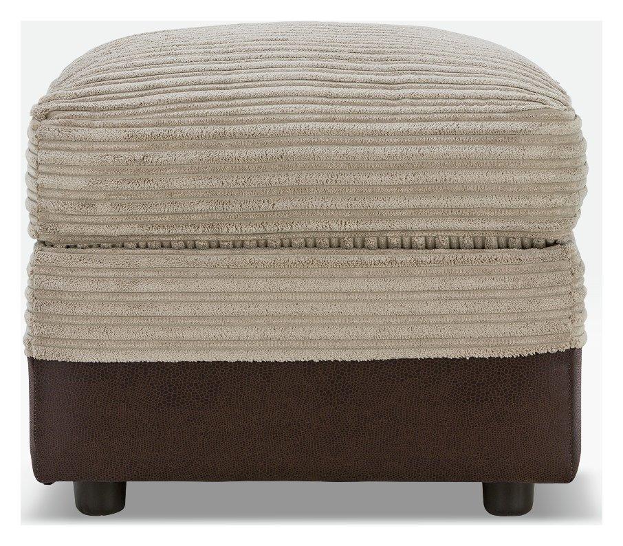 HOME Harley Fabric Storage Footstool - Natural  sc 1 st  Argos & Buy HOME Harley Fabric Storage Footstool - Natural at Argos.co.uk ... islam-shia.org