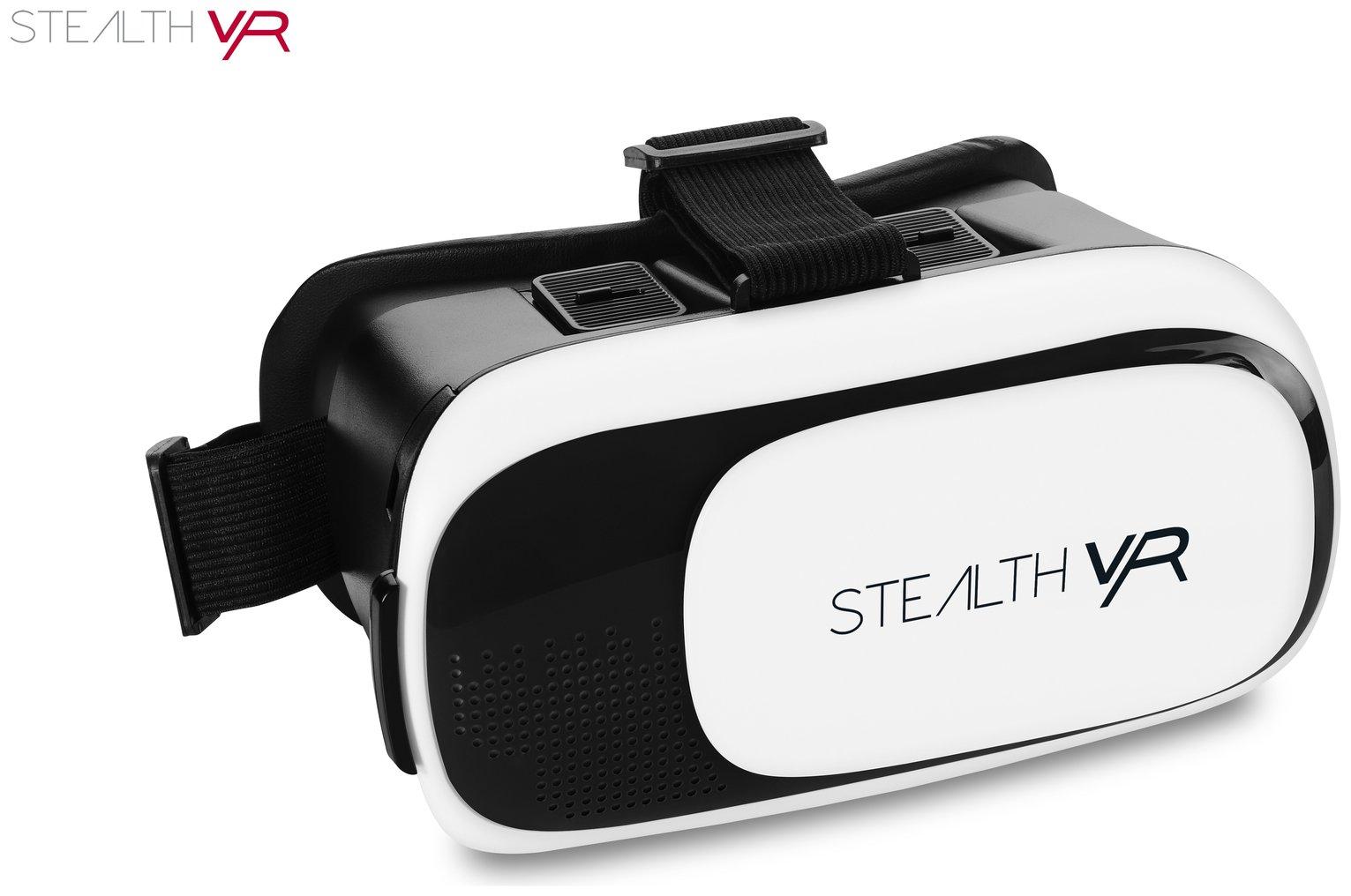Stealth VR50 Mobile VR Headset - White
