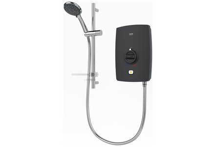 Triton Pello 8.5kW Electric Shower - Charcoal.