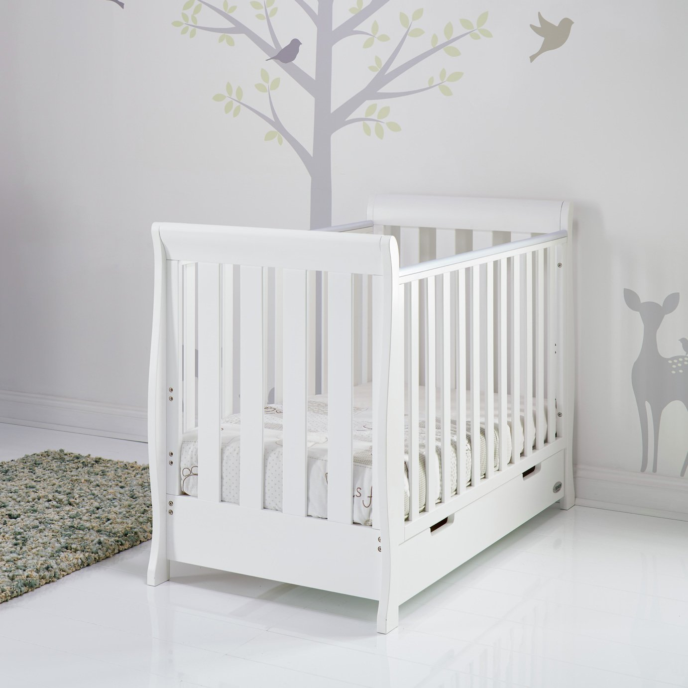 obaby stamford mini cot bed review. Black Bedroom Furniture Sets. Home Design Ideas