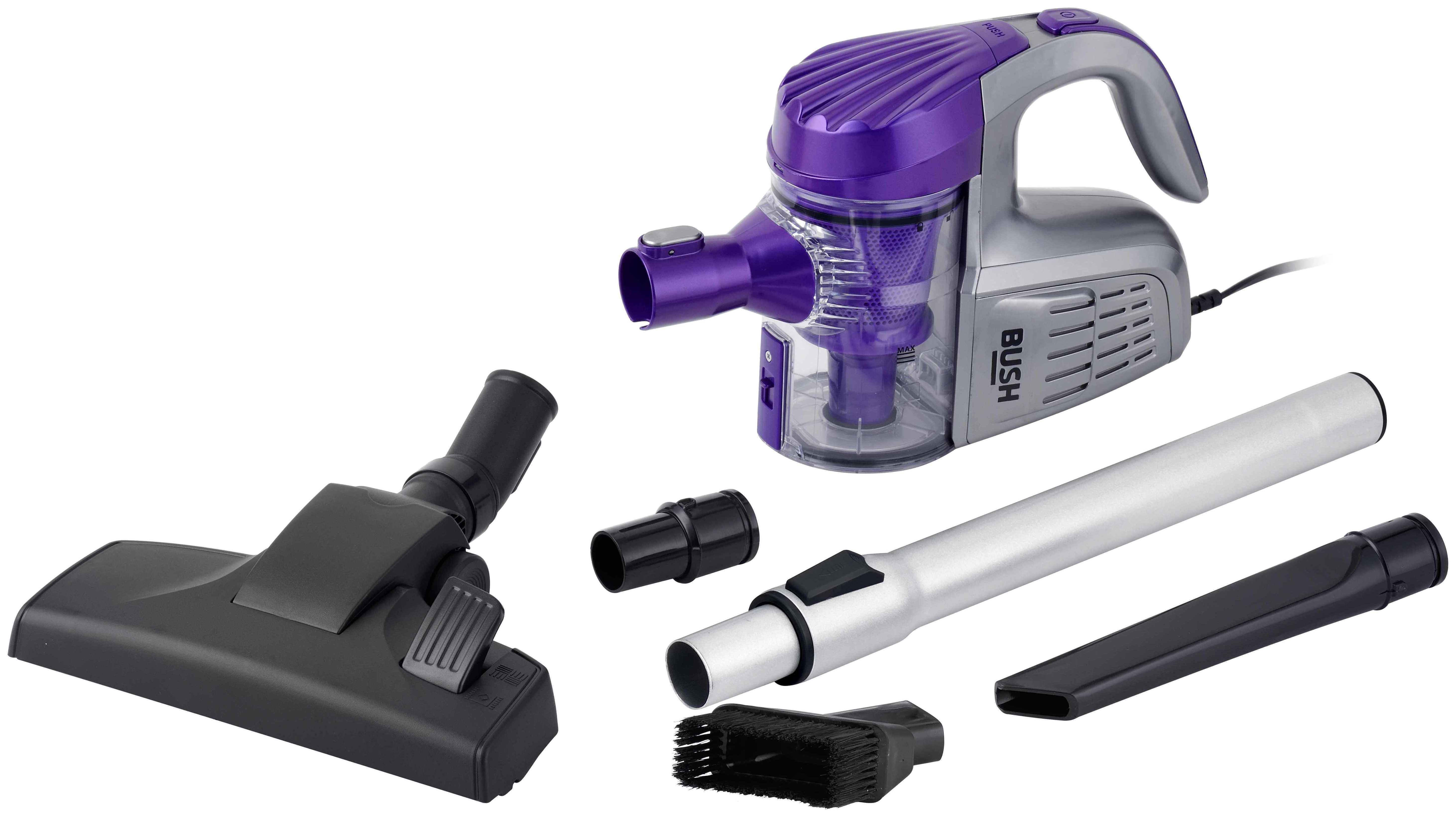 'Bush Lightweight - Bagless Upright - Vacuum Cleaner