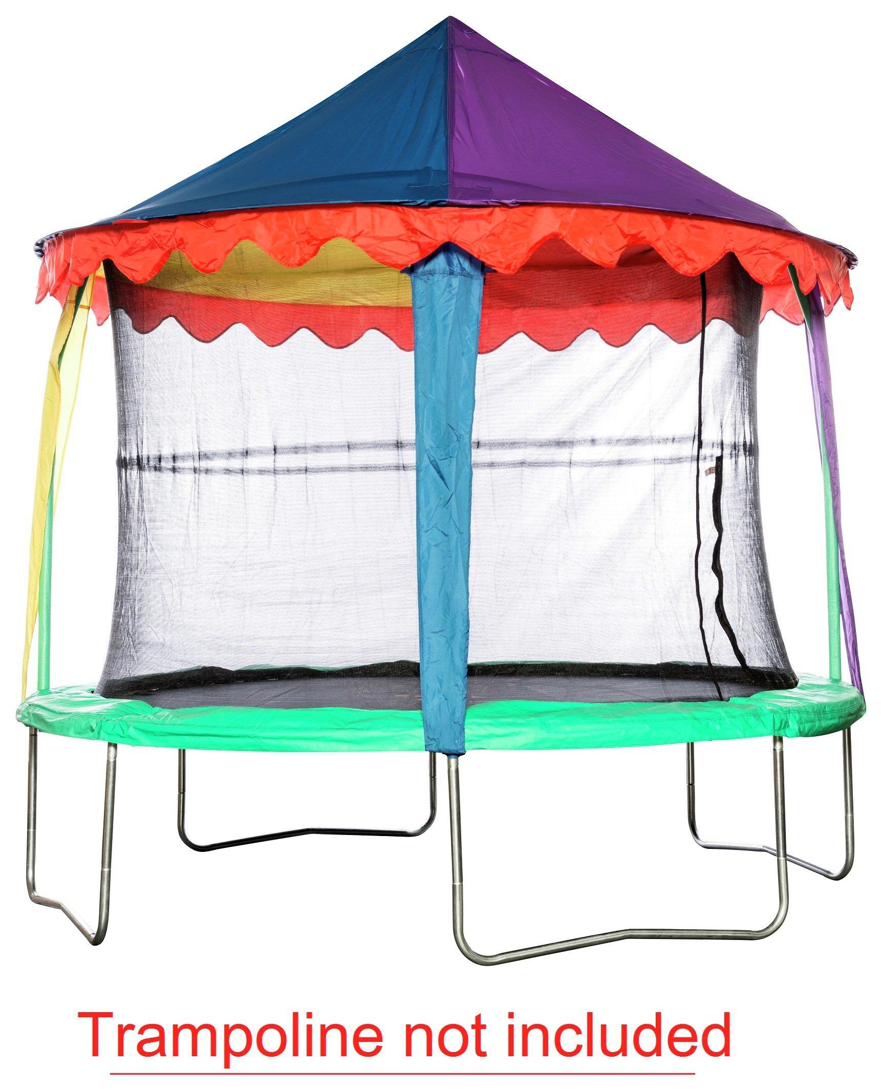 Jumpking 12ft Circus Tent Canopy