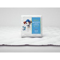 Boston Kids - Crew Waterproof - Mattress Pad - Cot - Bed