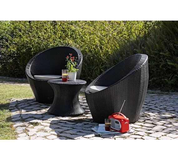 HOME Rattan Effect 2 Seater Duck Egg Patio Set with Cushions652 3811. Buy HOME Rattan Effect 2 Seater Duck Egg Patio Set with Cushions