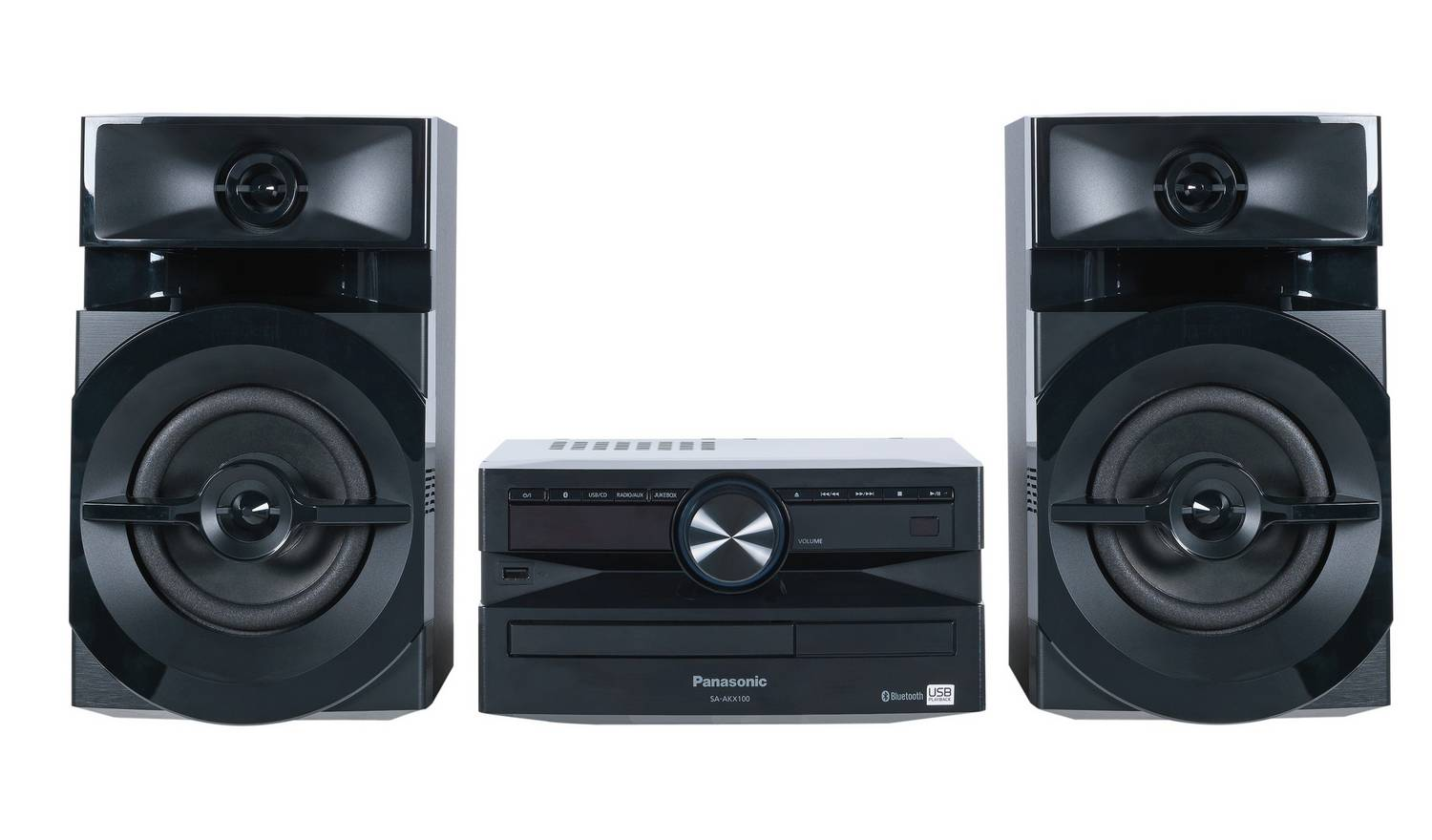 Panasonic SCUX100EK 300W Hi-Fi with Bluetooth