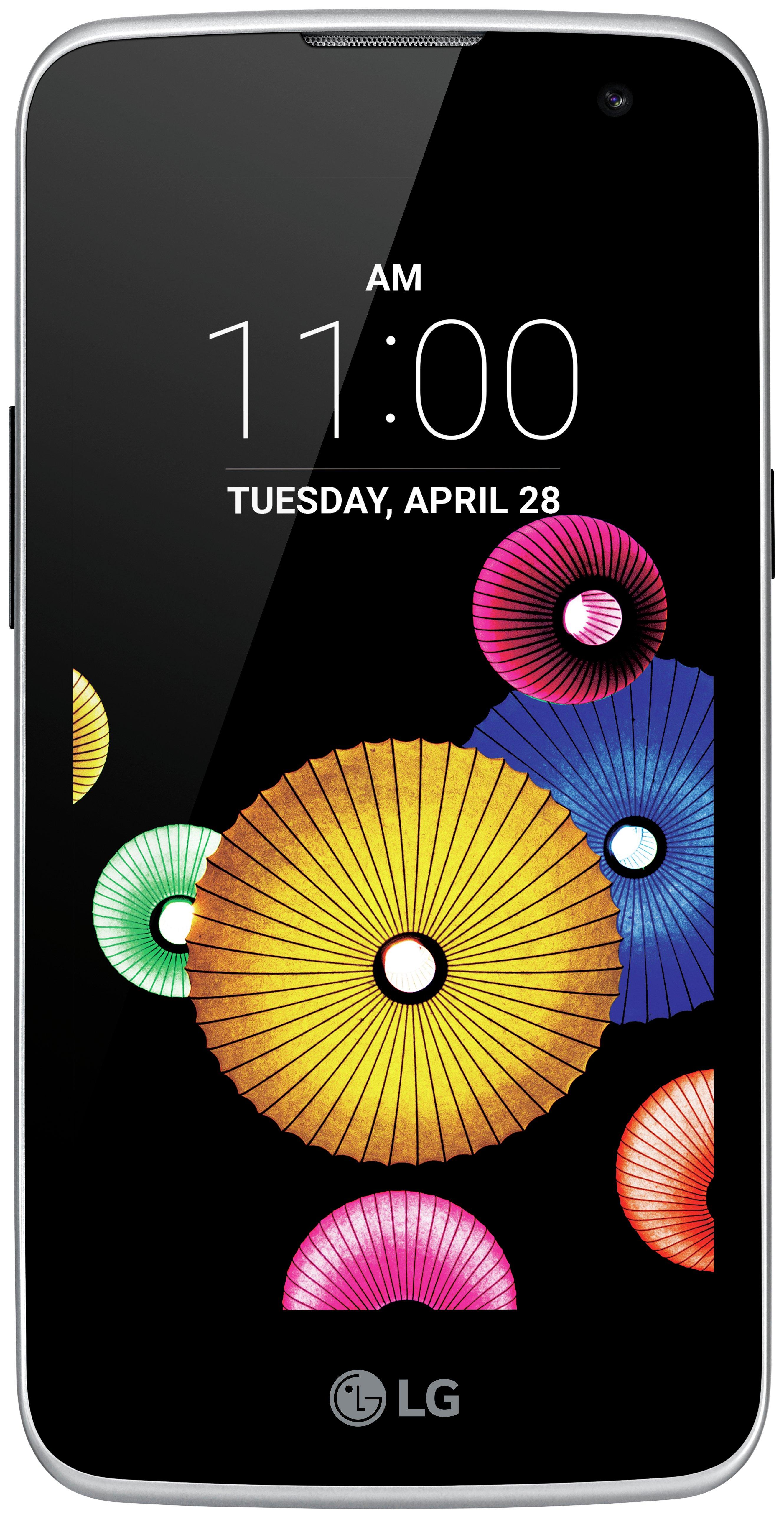 Vodafone LG K4 Mobile Phone.