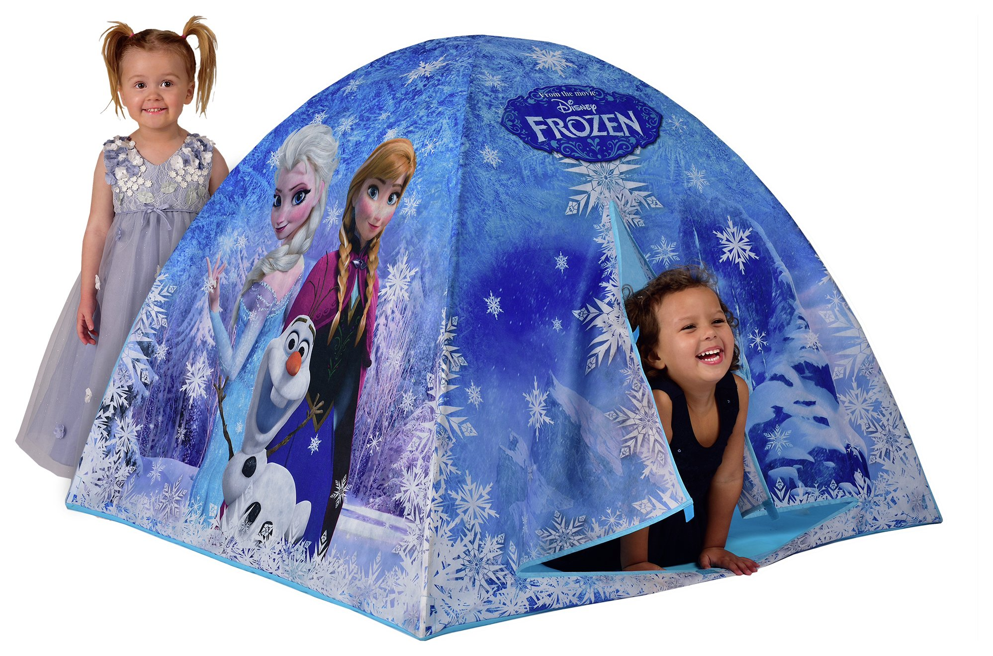 disney  frozen ice palace play tent