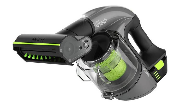 buy gtech mk2 multi cordless handheld vacuum cleaner handheld vacuum cleaners argos. Black Bedroom Furniture Sets. Home Design Ideas