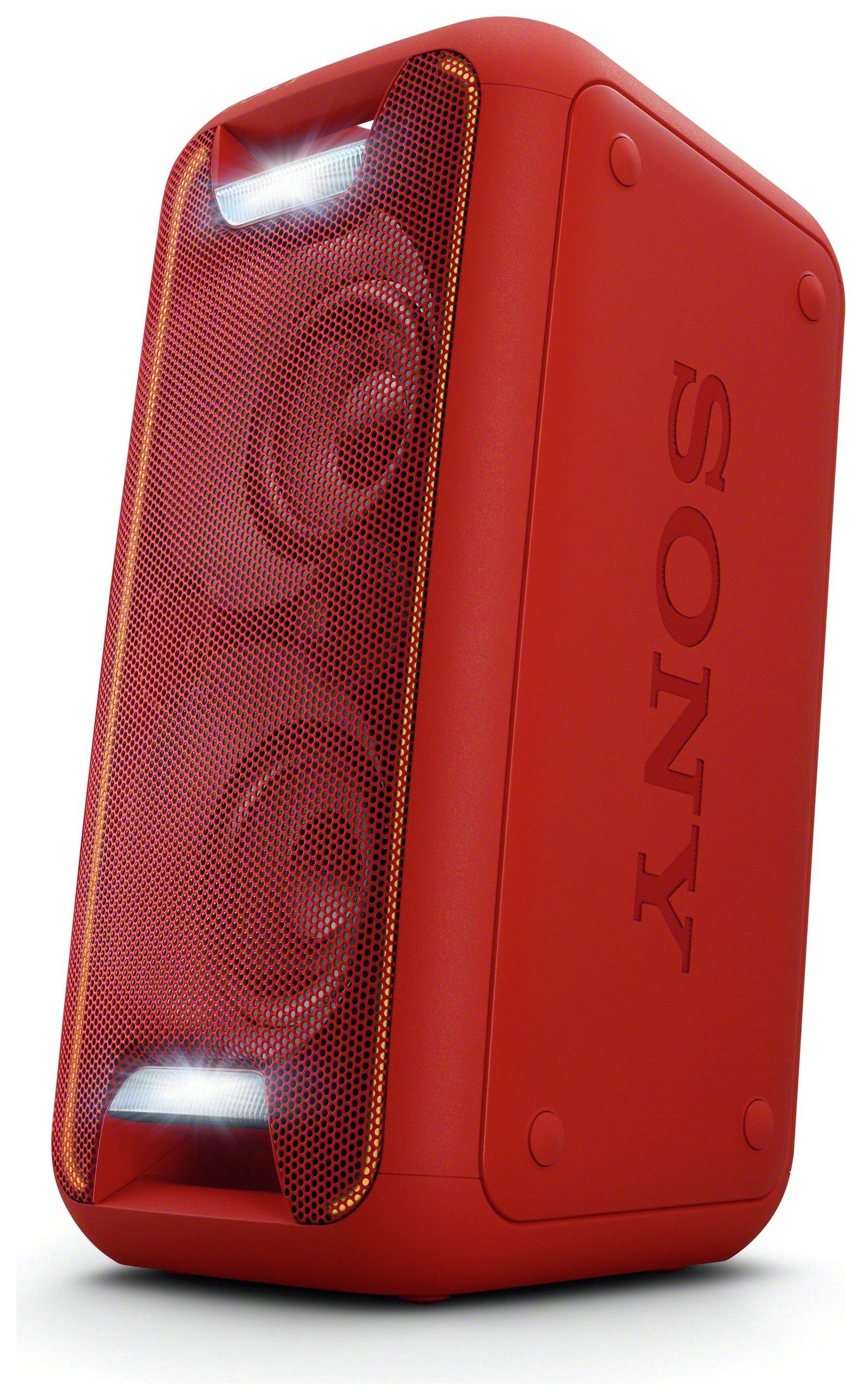 Sony Sony - GTK-XB5 HiFi - Red