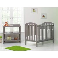 OBaby Lily 2 Piece Room Set - Taupe Grey.