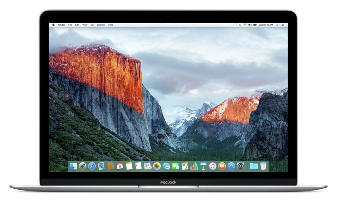 Apple Apple MacBook 2015 12 Inch M3 8GB 256GB Silver