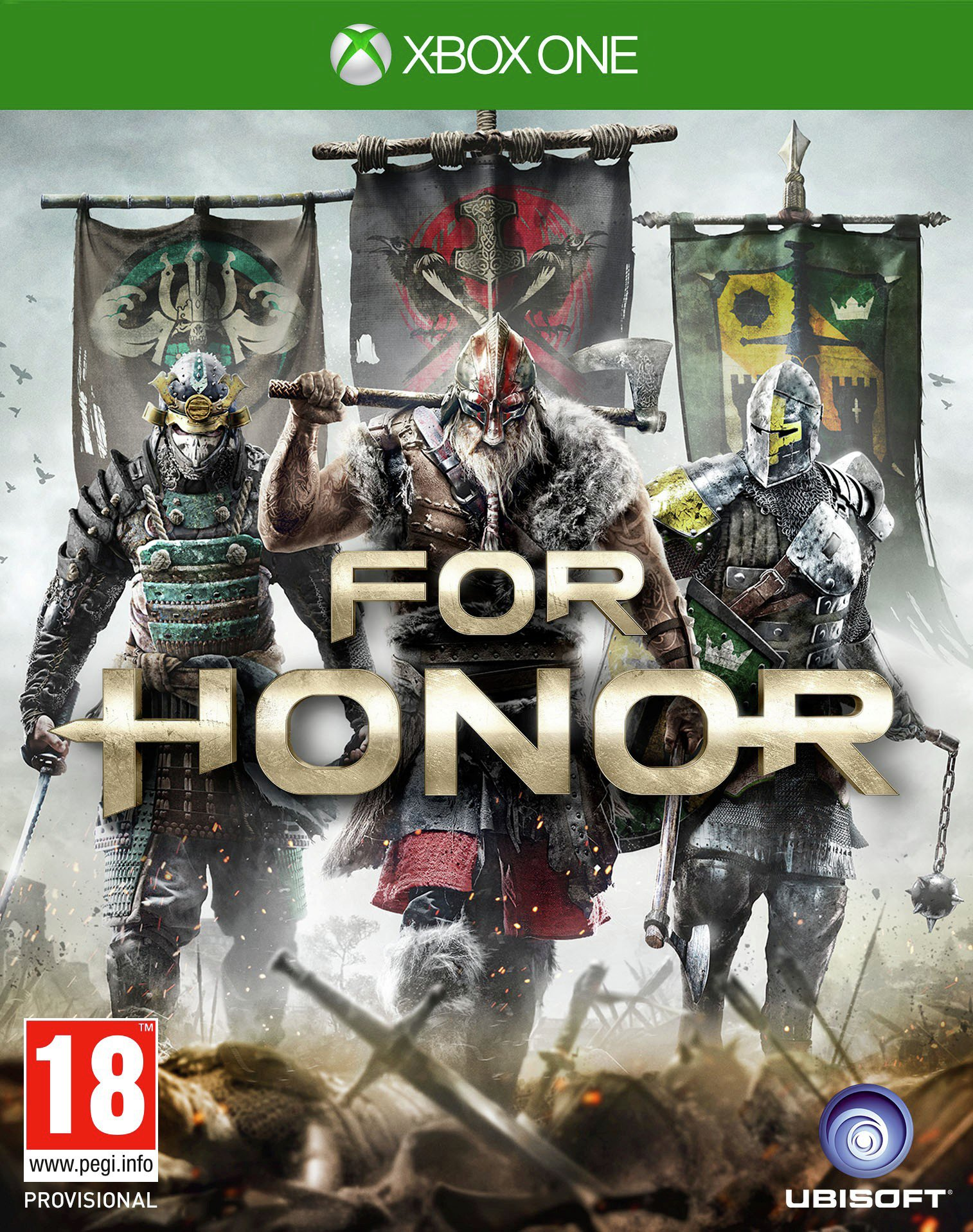 For Honor Xbox One Game.