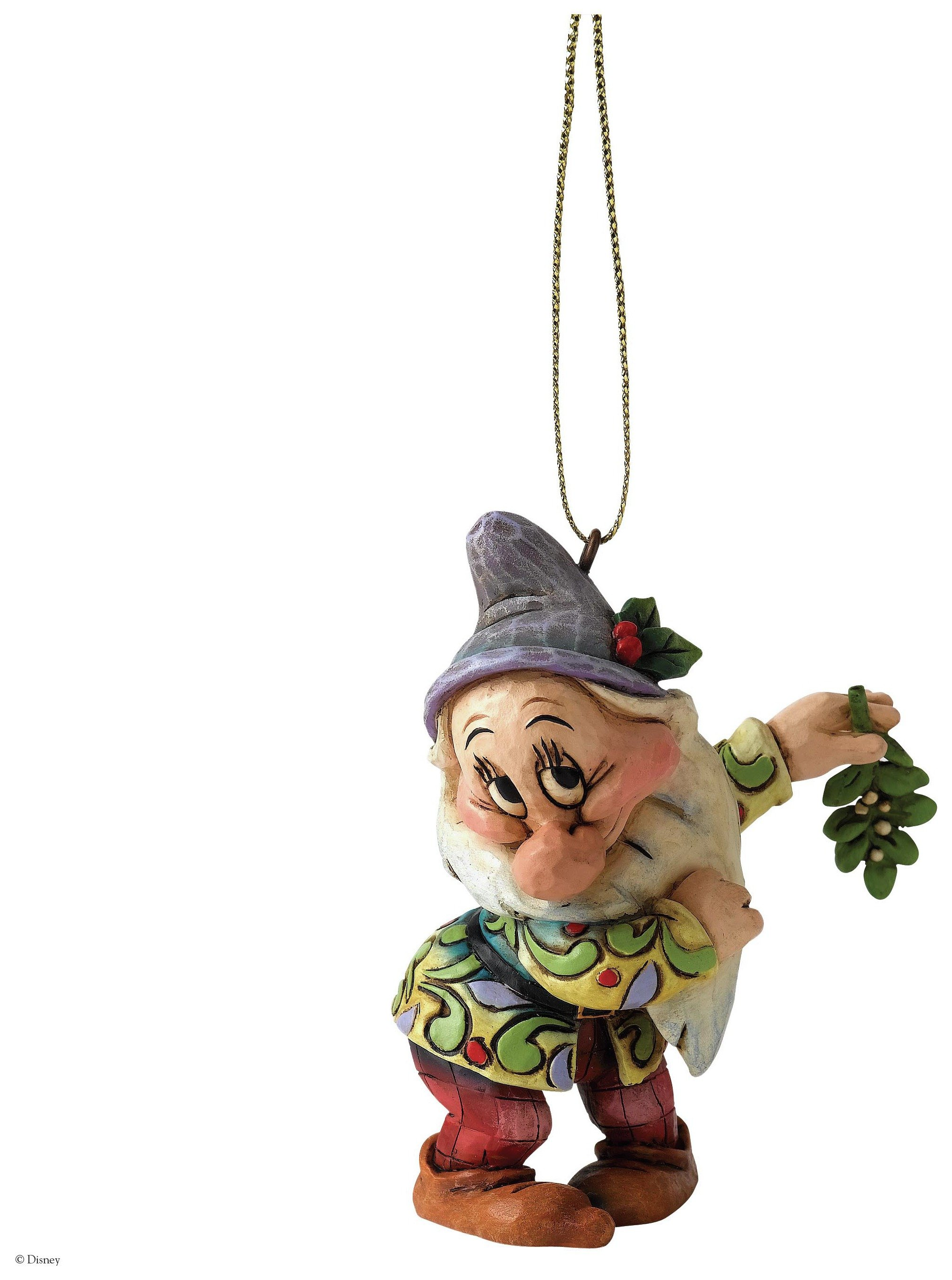 Image of Disney -Traditions Bashful - Hanging Ornament