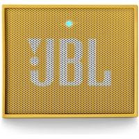 JBL GO Portable Bluetooth Speaker - Yellow.