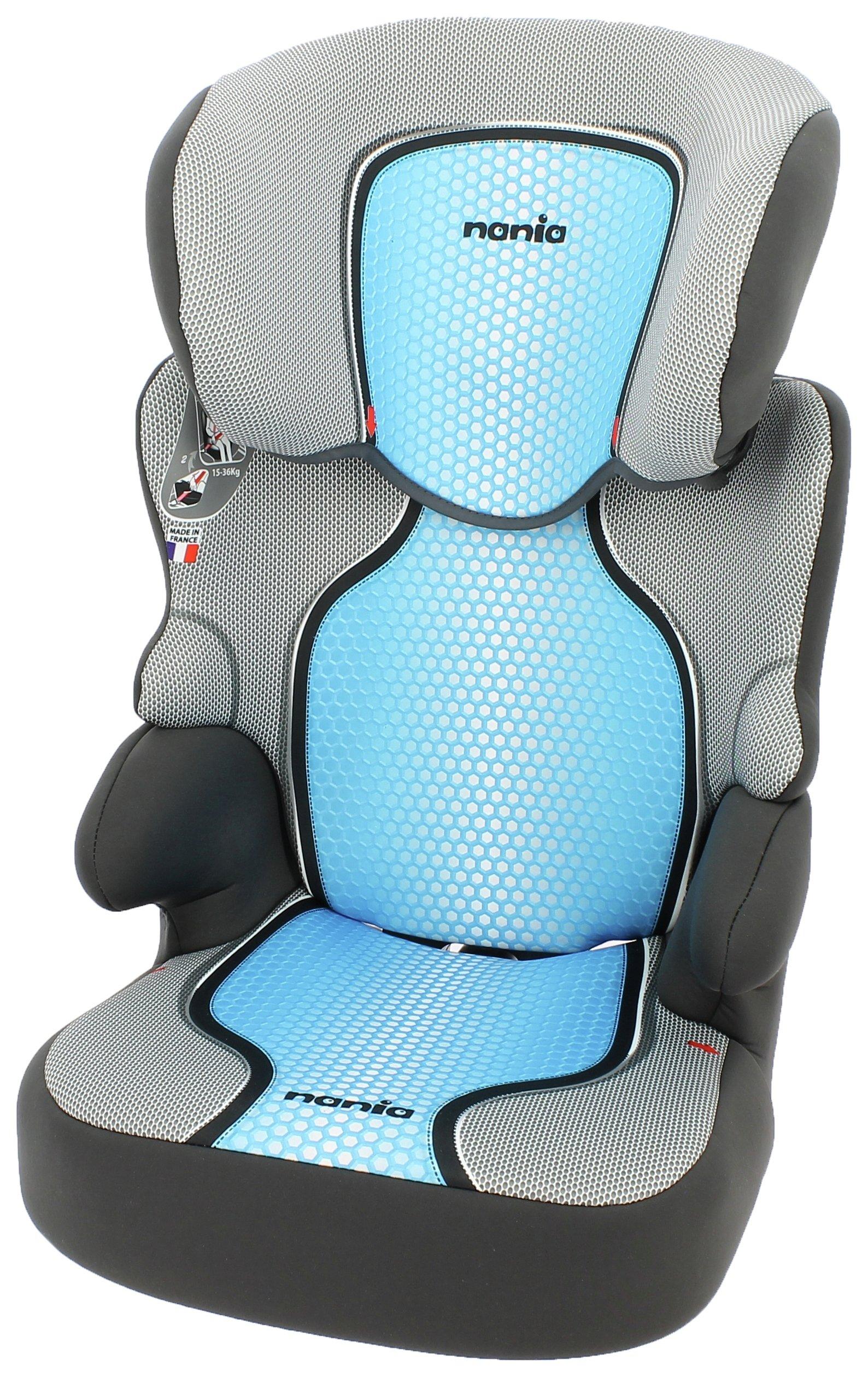 Nania Befix SP First Pop Group 2/3 Booster Car Seat - Blue