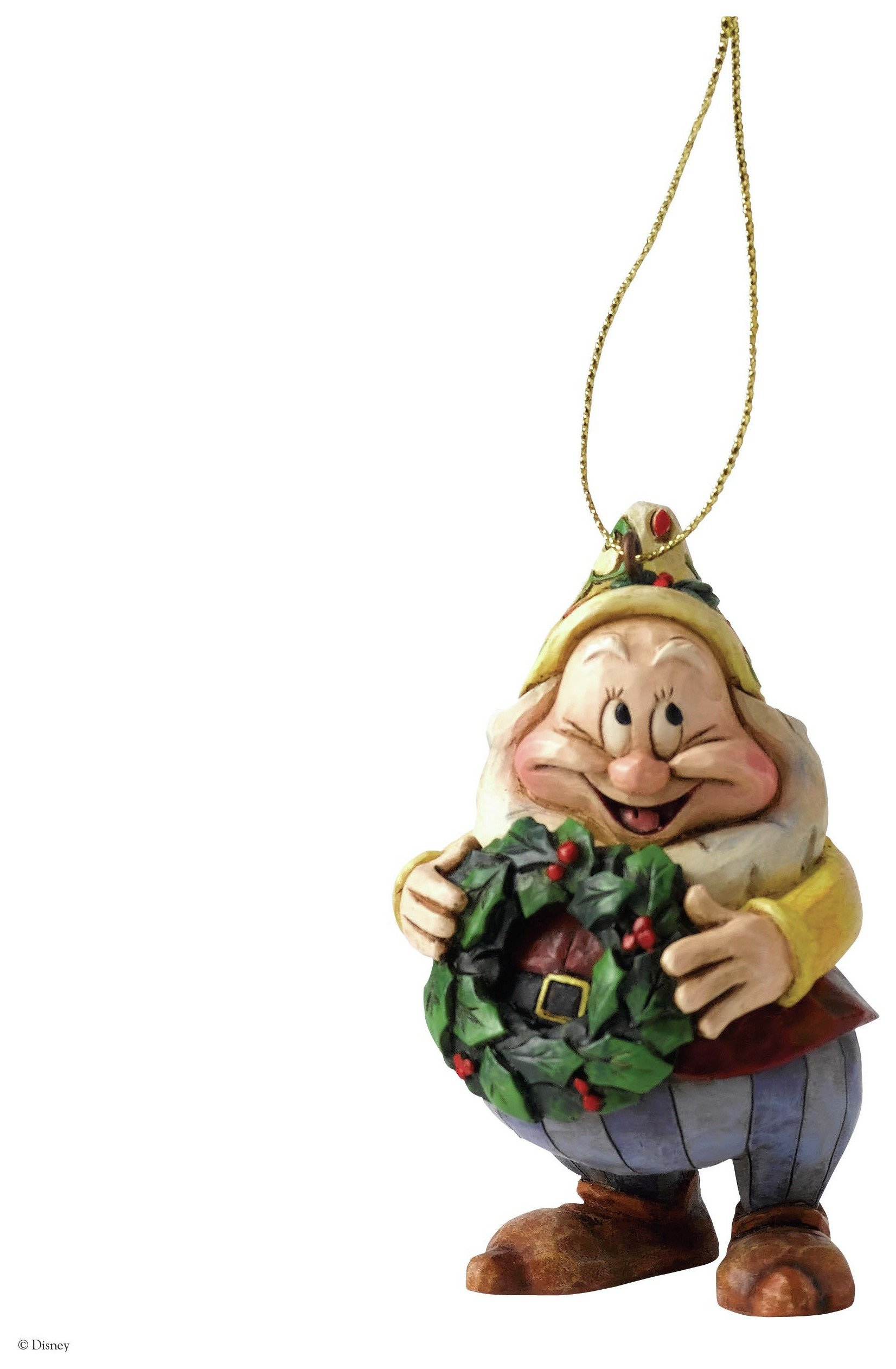 Image of Disney -Traditions Happy - Hanging Ornament