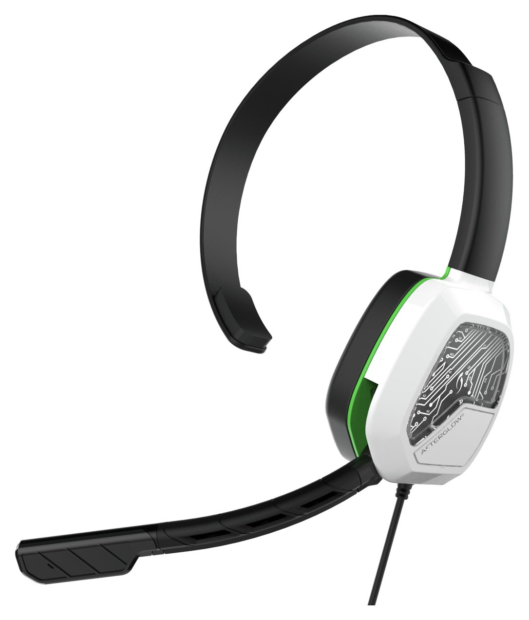 Image of Afterglow LVL 1 Xbox One Mono Gaming Headset - White