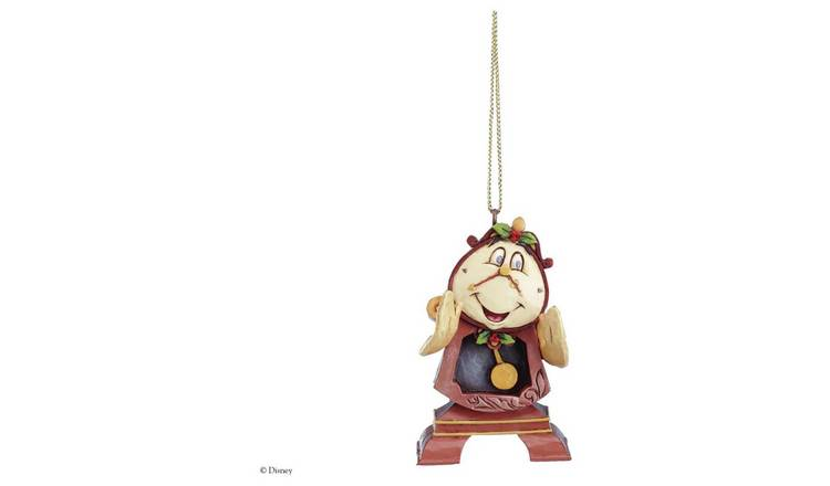 Buy Disney Traditions Cogsworth Hanging Ornament Christmas Tree