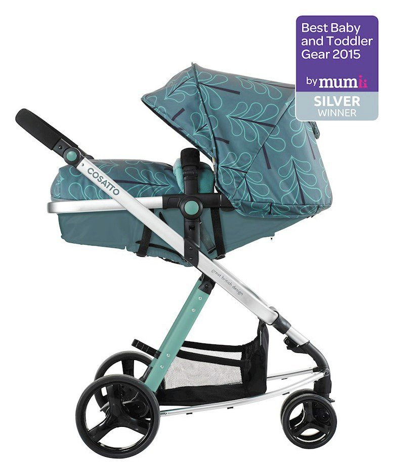 Image of Cosatto Woop 2 In 1 Pushchair - Fjord.