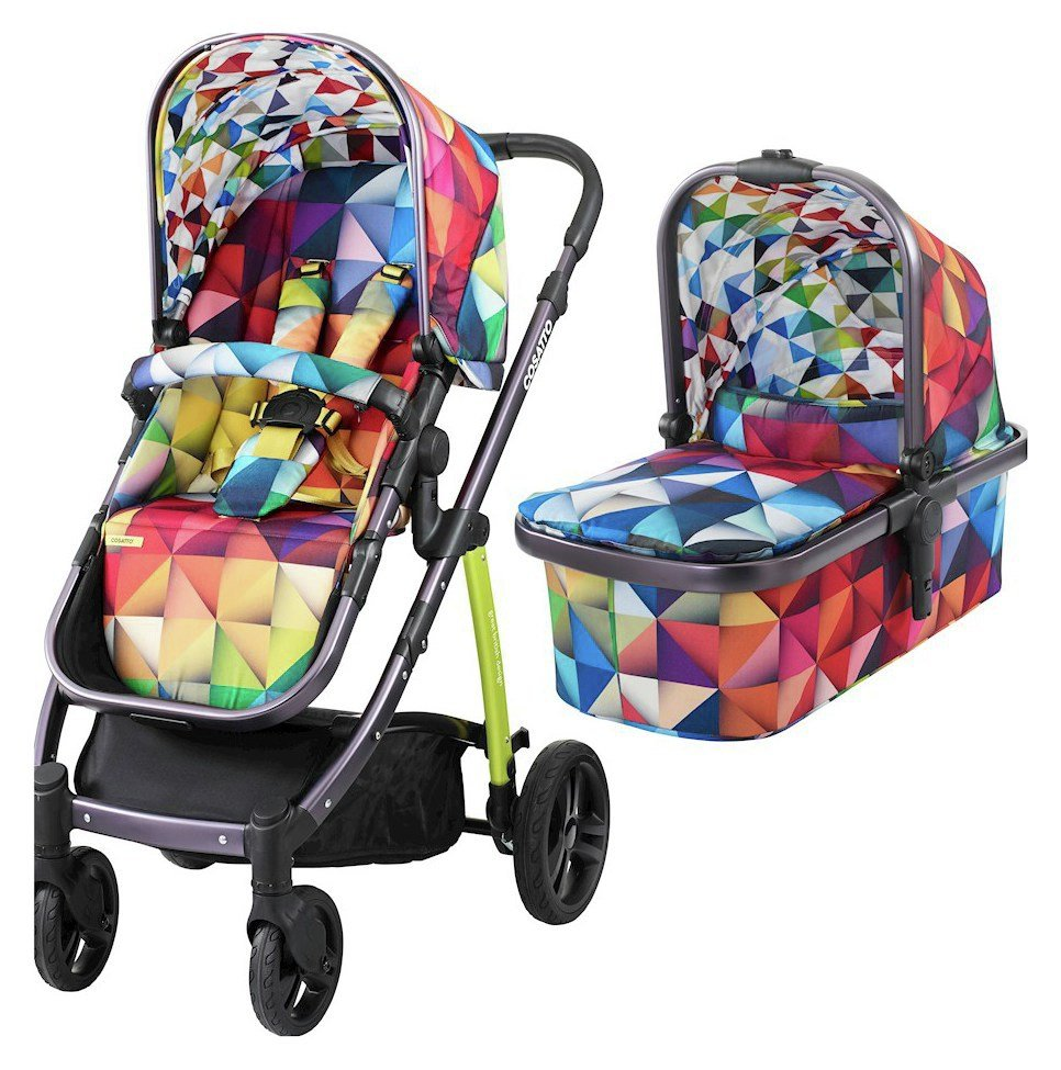 Image of Cosatto Wow Pram & Pushchair - Spectroluxe