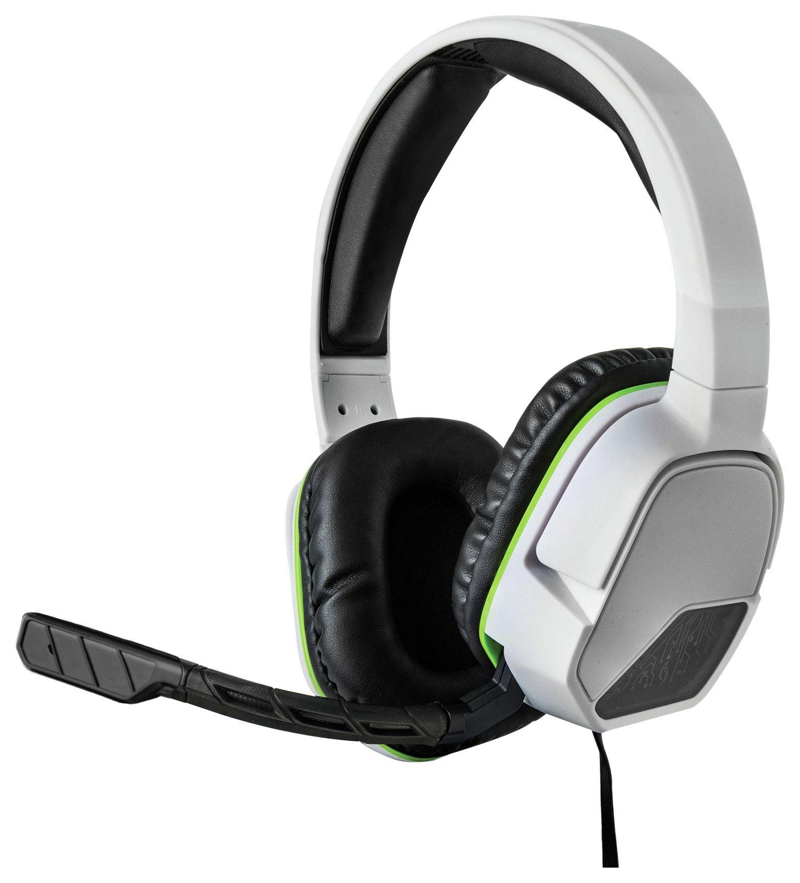 Image of Afterglow LVL 3 Stereo Headset for Xbox One - White