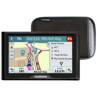 Garmin - Sat Nav - Drive 50LM 5 Inch - Europe Lifetime Maps & Case