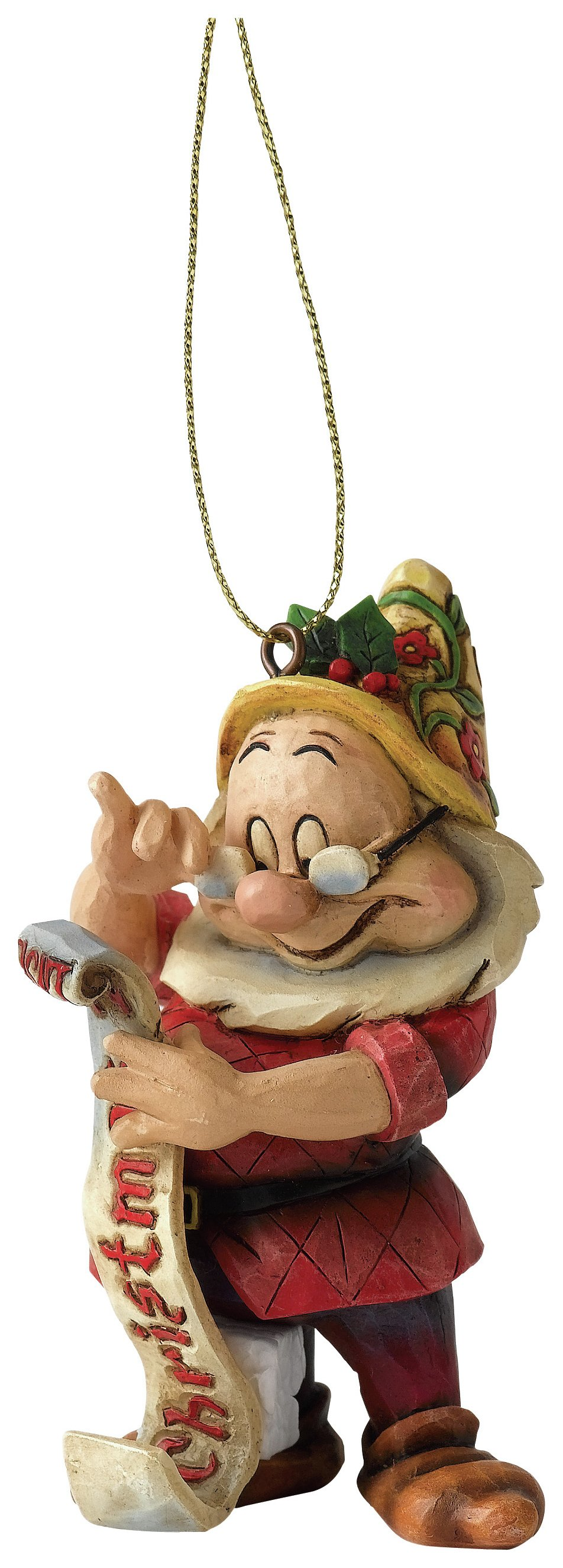 Image of Disney -Traditions Doc - Hanging Ornament