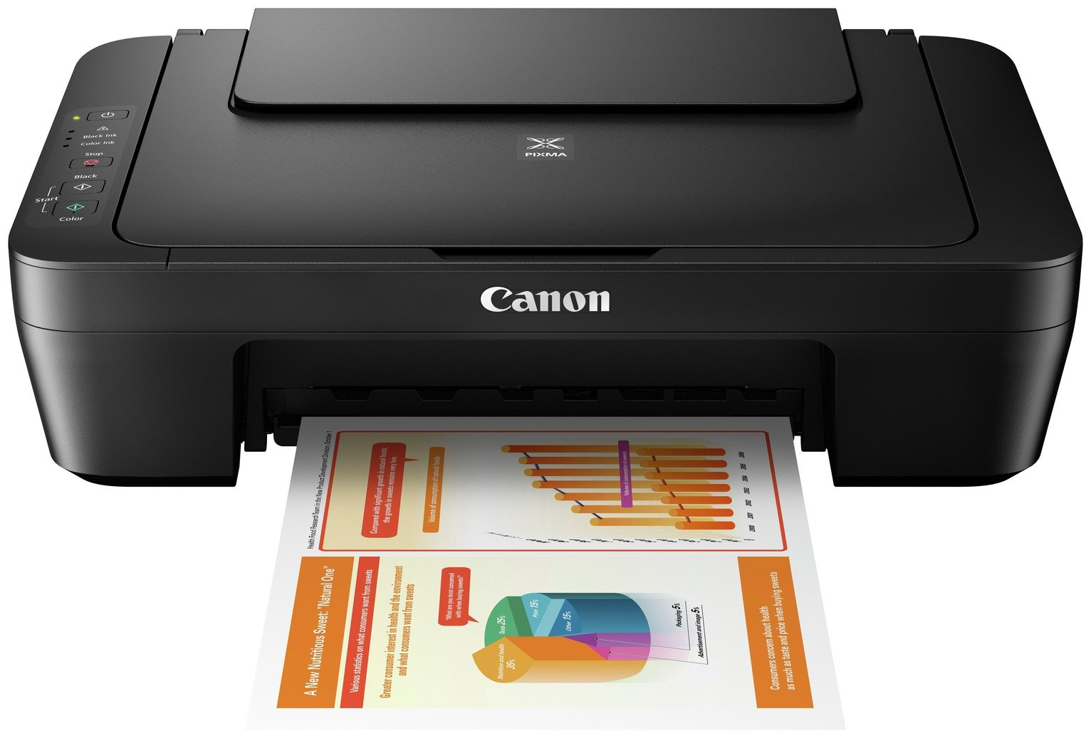 Image of Canon Pixma MG2550S All in One Printer