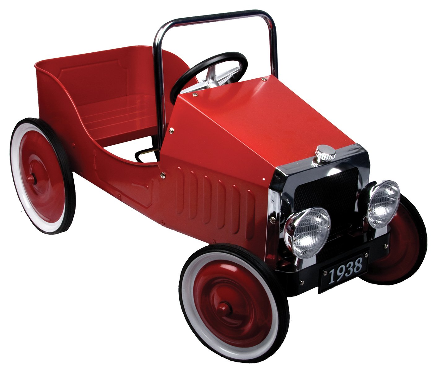 Image of Great Gizmos Classic Pedal Car - Red.