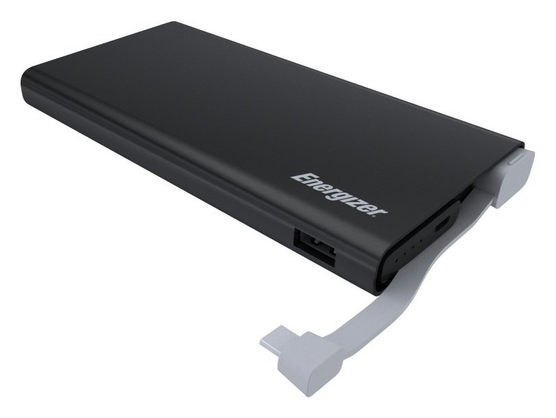 Energizer Ultimate Power Bank(integrated cable) – 10000mAh.