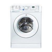 Indesit - BWSD71252 7KG 1200 Spin - Washing Machine - White