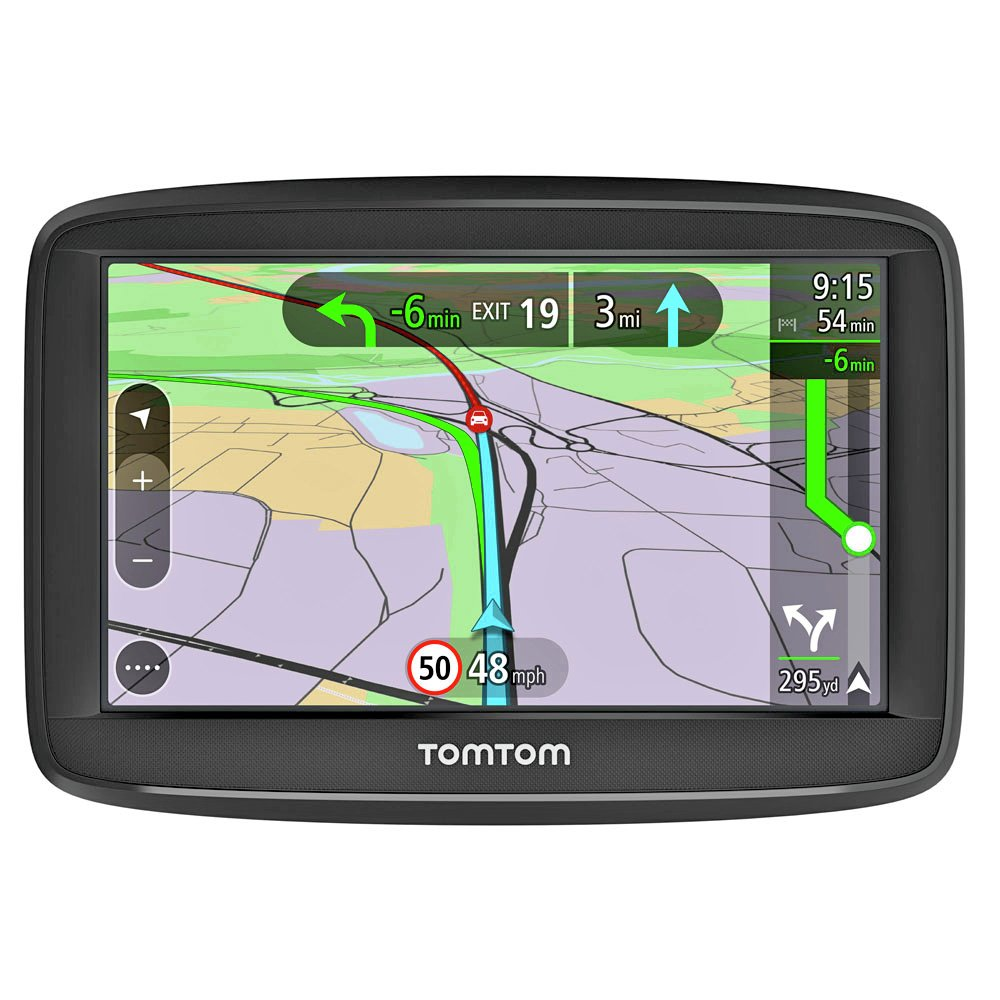 sale on tomtom via 52 5 inch traffic uk roi lifetime. Black Bedroom Furniture Sets. Home Design Ideas