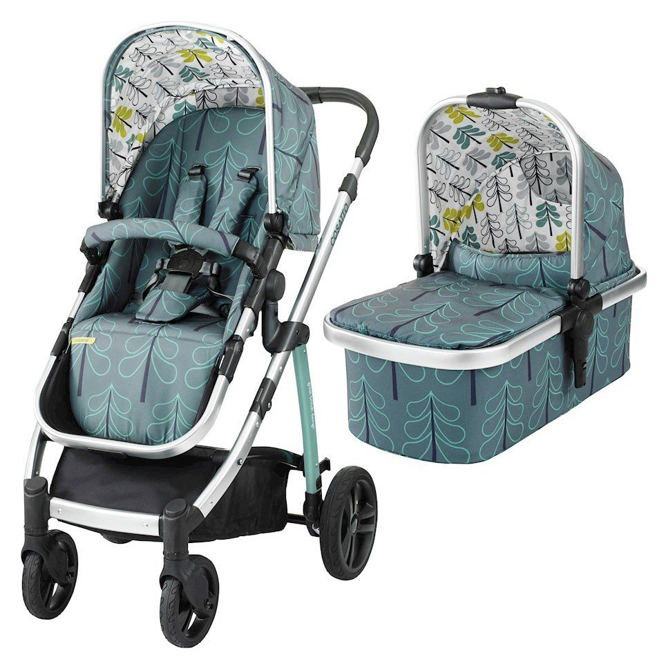 Image of Cosatto Wow Pram & Pushchair - Fjord