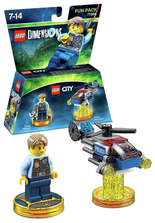 LEGO Dimensions LEGO City Fun Pack.