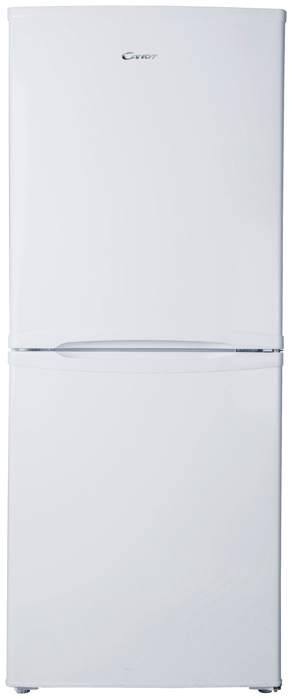 Candy CSC1365WE Tall Fridge Freezer - White