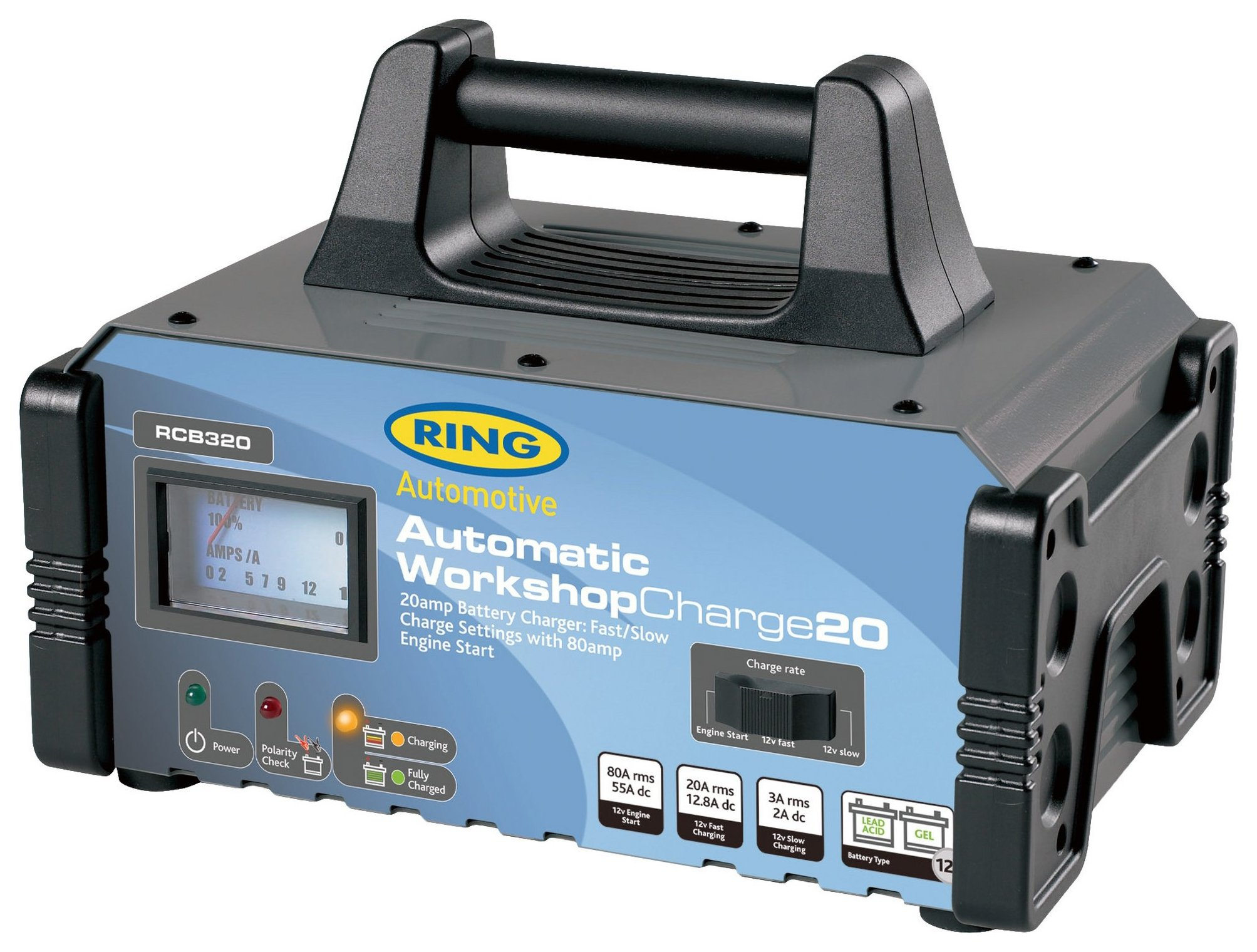 Image of Ring 20A Battery Charger