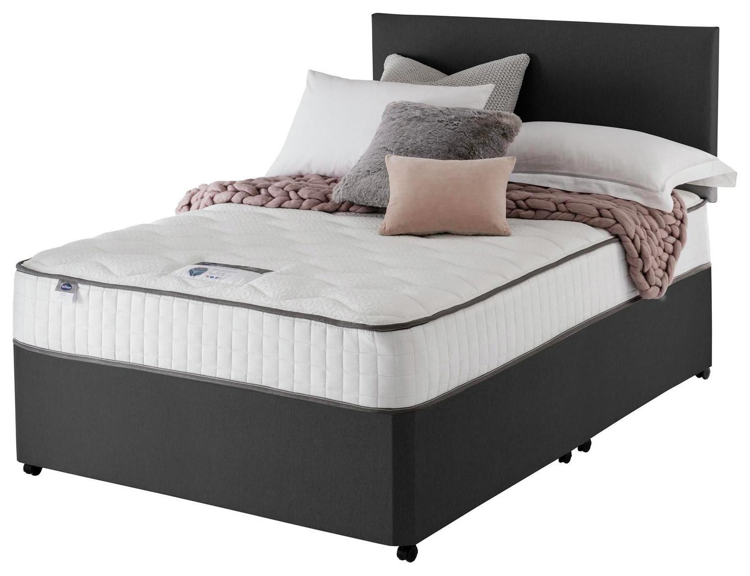 Silentnight Middleton Pocket Memory Divan Bed - Superking