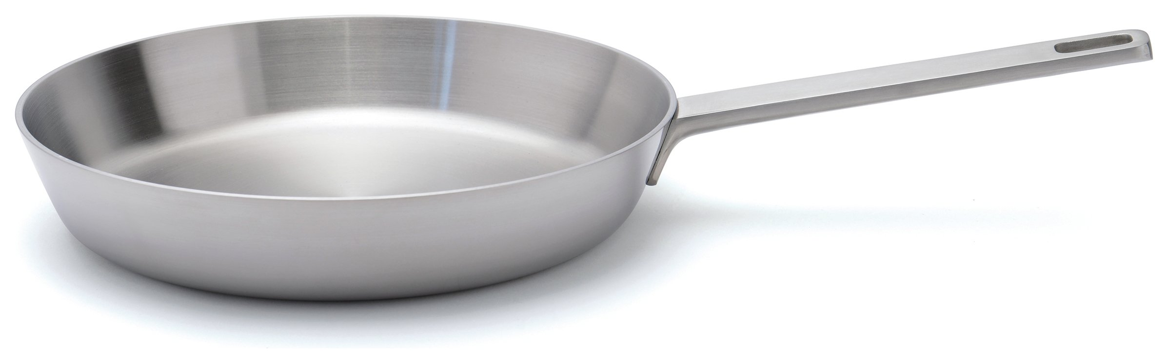 Image of BergHOFF 26cm Stainless Steel 5-Ply Frying Pan.