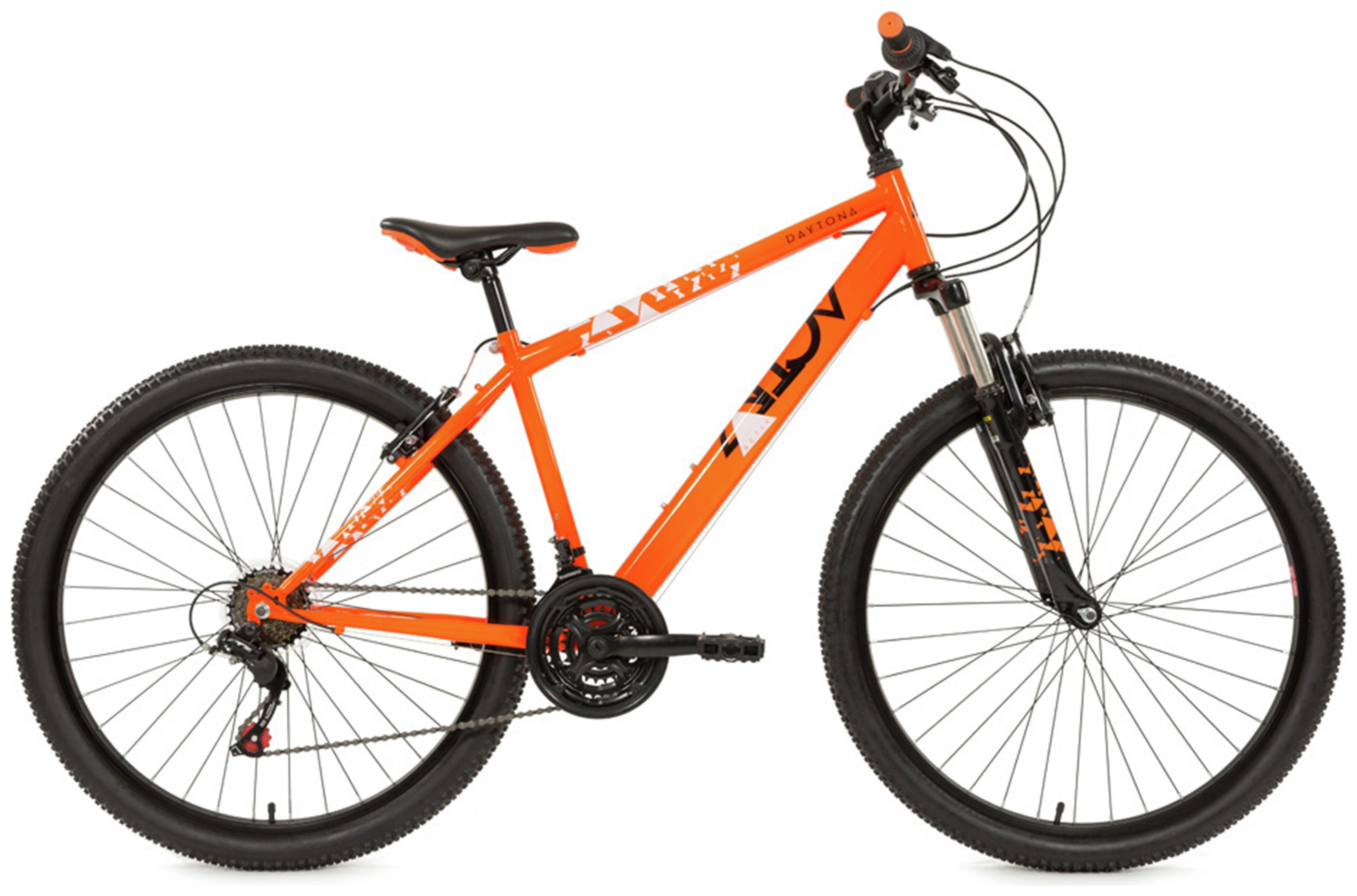 Image of Activ Daytona Mens Front Suspension Mountain Bike - 17 Inch