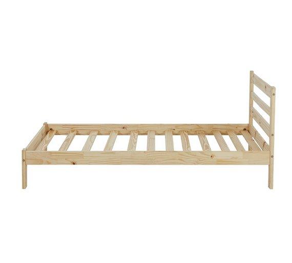 loading - Pine Bed Frame