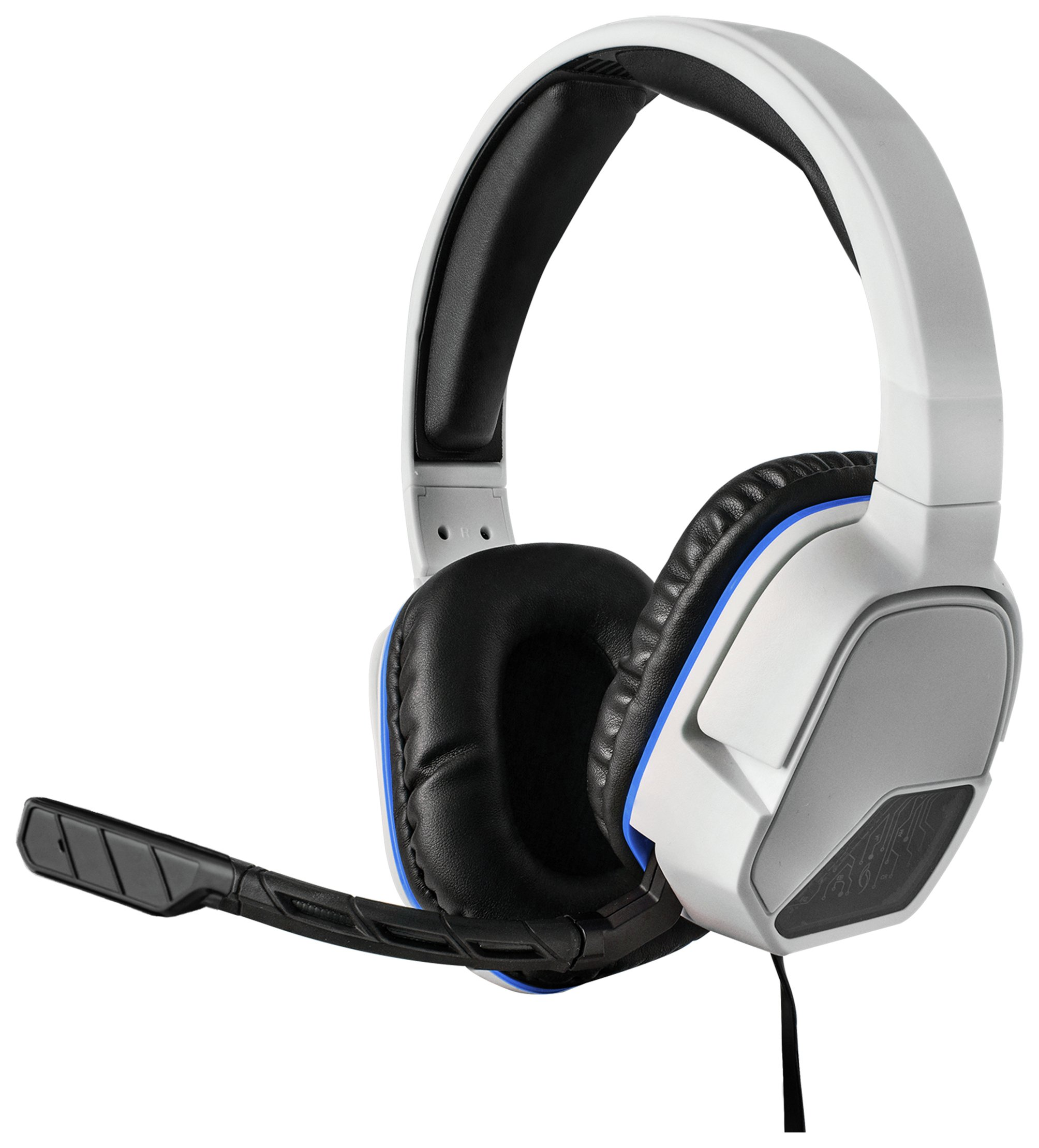 Compare prices for Afterglow LVL 5 PS4 Stereo Headset White