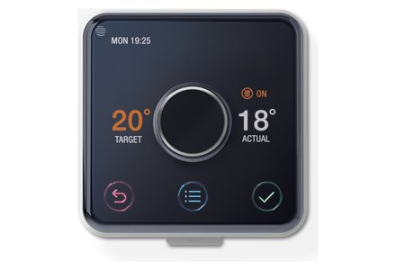 Cut out image of the Netatmo Thermostat
