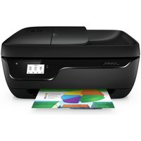 HP - OfficeJet 3831 All-in-One Wi-Fi Printer and Fax